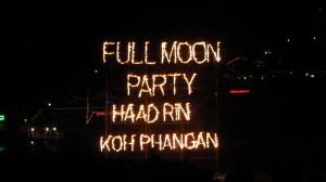 Full Moon Party na Koh Phangane