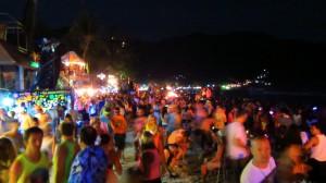 Full Moon Party - zabava najvacsia