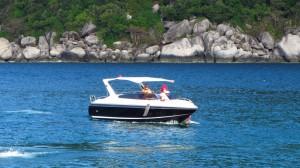 Branov speedboat