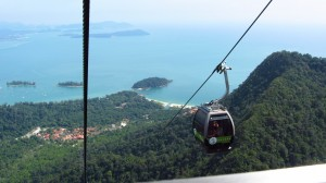 Langkawi Cable Car - Lanovka