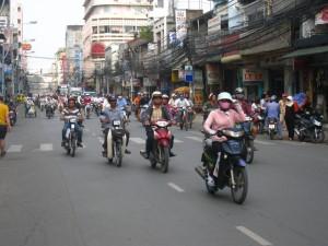 Vsade motorky