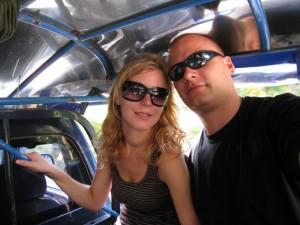Baso & Lenka v Safari-aute