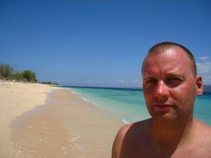 Plaz na vychode Bali